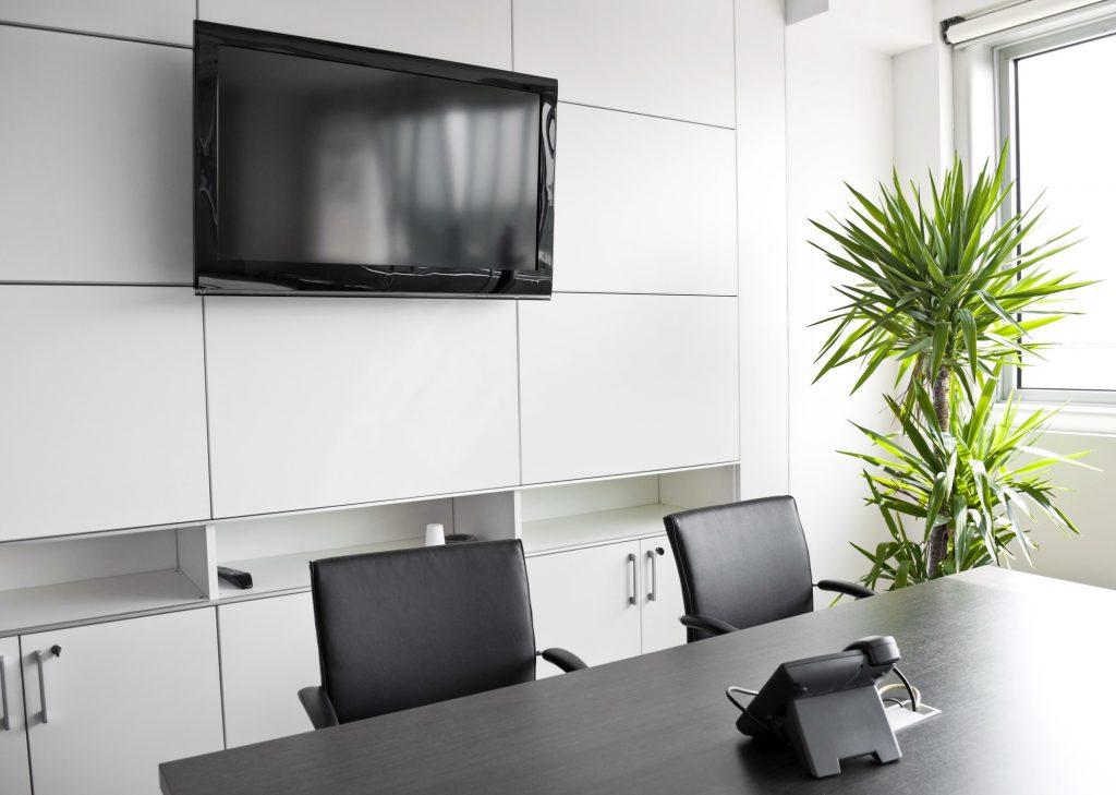 会議室のレンタル観葉植物